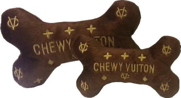 Chewy-Vuiton-Dog-Squeaker-Toy