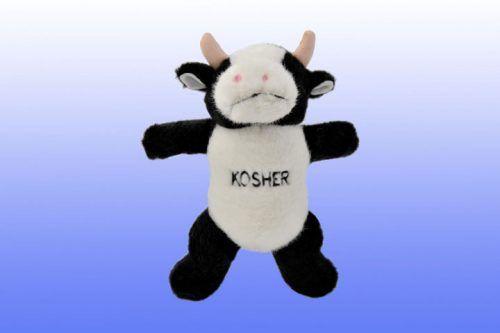 Kosher_Cow Chewish Dog Toy
