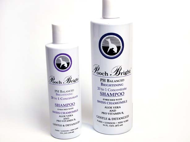Le Pooch PH Balanced Dog Shampoo