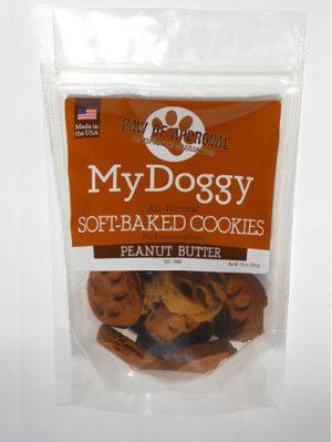 Peanut-Butter My Doggy dog treats