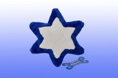 Star_of_David dog toy Chewish Toy