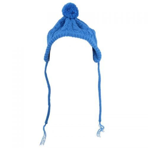 Dog Hat Toboggan Blue