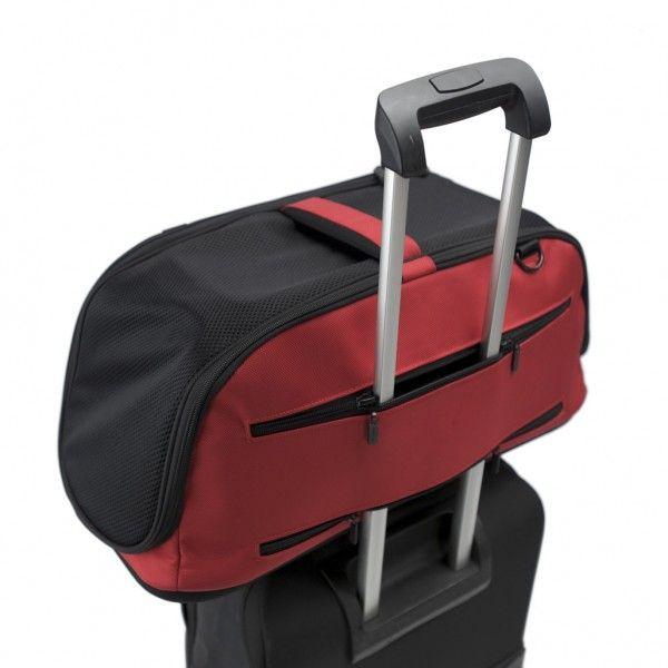 sleepypod trolley red Travel dog carrier