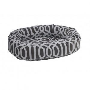camelot donut dog bed