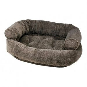 pewter-bones dog bed