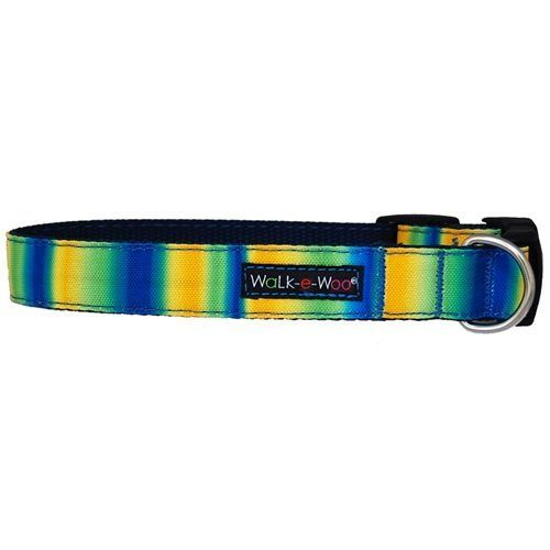 walk-e-woo-tie-dye-blue-green-dog-collar