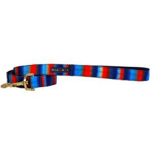 walk-e-woo-tie-dye-blue-orange-dog-lead-leashes