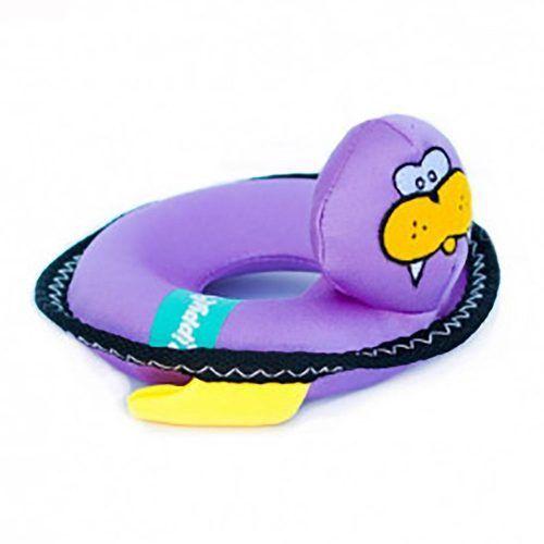 zippypaws floaterz walrus Water Dog Toy