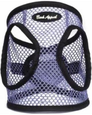 Purple Netted EZ Wrap Bark Appeal Dog Harness
