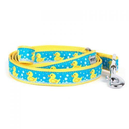 Worthy Dog Rubber Duck Dog Leash / Lead