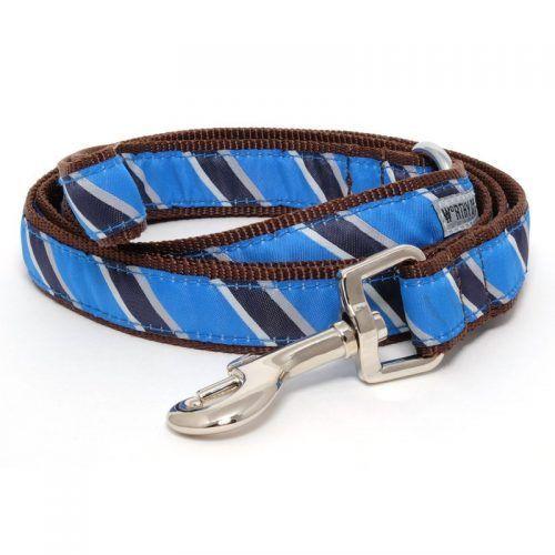 Worthy Dog Prep School Blue Dog Lead, Leash,