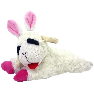 Lamb chop easter dog toy