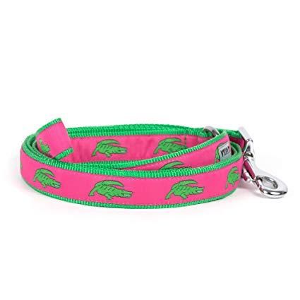 Worthy dog alligator leash